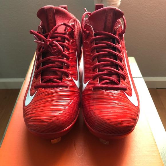 0a0cbe116b4 Nike Force Trout 3 Pro Mid Metal Baseball Cleats